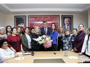 CHP Adana İl Kadın Kolları'nda Yasemin Yılmaz Dönemi