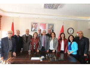 Efeler Belediye Meclis Üyelerinden 'Hayırlı Olsun' Ziyareti