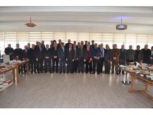 Ekonomi Ve Kalkınma Platformu İstişare Toplantısı