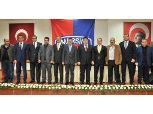 Mersin İdmanyurdu'nda Yönetim Görev Bölümü Yaptı