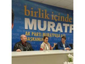 AK Parti Antalya Milletvekili Gökçen Özdoğan Enç: