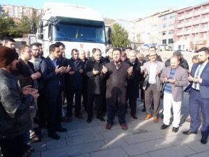 Yozgat Memur-sen'den Bayırbucak Türkmenlerine Yardım