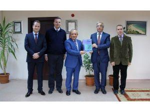 Kırklareli Üniversitesi Mühendislik Ve Fen Bilimleri Dergisi Yayın Hayatına Başladı