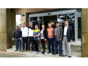 Agad Üyeleri Antalya'ya Tatile Gitti