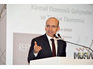 Mehmet Şimşek: Kaynağı ne olursa olsun terörle mücadeleye devam edeceğiz