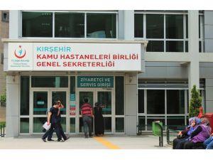 Kamu Hastaneleri Birliği: Kırşehir'de domuz gribi vakası söz konusu değil