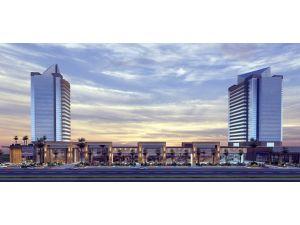 Manisa Prime otel ve alışveriş merkezinin temel çalışmalarına başlandı