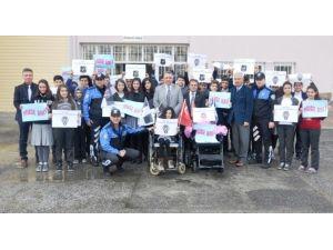 Ömür'e Akülü Sandalye Sürprizi
