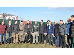 Bandırmaspor'a Enerji Dopingi