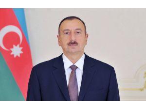 Aliyev'den İstanbul'daki patlama için taziye mesajı