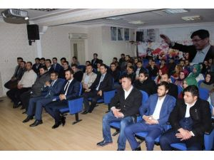 AK Parti Gençlik Kolları Genel Başkanı'ndan Kırşehir Gençlik Kollarına Ziyaret
