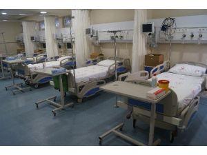 Biga Devlet Hastanesi Genel Yoğun Bakım Ünitesi Açıldı