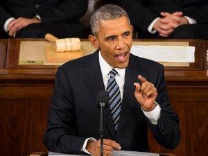 Obama son kez 'Birliğin Durumu' konuşmasını yaptı