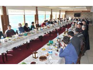 Silifke OSB Yönetimi, Yatırımcılarla Kahvaltıda Buluştu