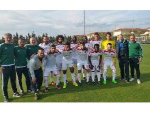 Alima Yeni Malatyaspor Hazırlık Maçında İran Takımını Yendi