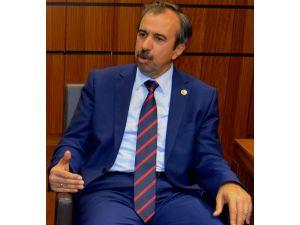 Samsun Milletvekili Tekin: MİT, 'Muhalefeti İzleme Teşkilatı' haline gelmiş