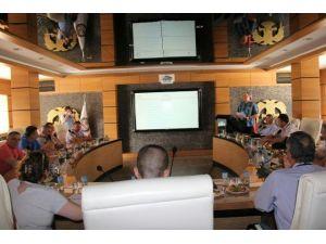 TİKA Ve Emniyet Genel Müdürlüğü İşbirliğinde Karadağ Polislerine Eğitim