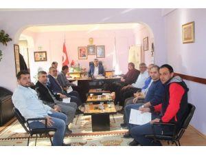 Hisarcık Belediyesi'nin 2016 Yılı İlk Meclis Toplantısı Yapıldı