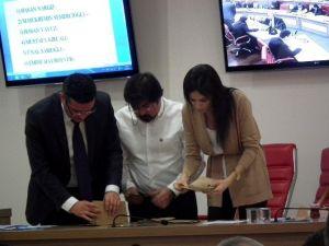 Büyükşehir Meclisi Denetim Komisyonu Üyelerini Belirledi