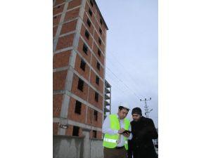 Sorgun'da 2015 Yılında İnşaat Arttı