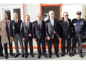 Deniz Polisine Konteyner Ofis