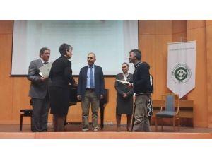 Çukurova Üniversiteli Bilim İnsanlarına Ödül