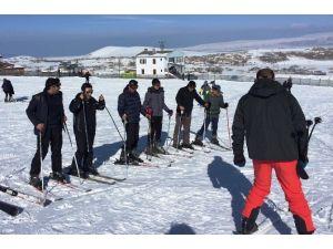 Öğrencilerin Kayak Keyfi