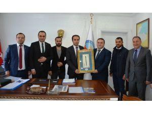 ASKON'dan Kaymakam Erkan'a Ziyaret
