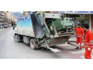 İzmit'te 133 Bin Ton Çöp Toplandı
