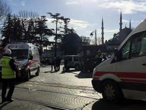 Sultanahmet'teki terör saldırısında yaralanan 7 kişi taburcu edildi