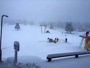 Uludağ'da Kar Kalınlığı 65 Santimetreye Ulaştı