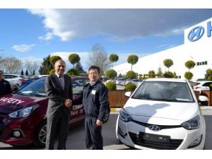 Hyundai'den Kazalarda Acil Müdahale Eğitimi İçin İki Araç