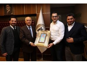 Spd'li Meclis Üyesi Önder'den Yenimahalle'ye Ziyaret
