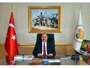 Ntb Başkanı Sarı İstanbul'daki Terör Saldırısını Kınadı