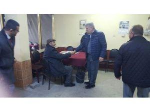 Başkan Mandalı, Pınarça Mahallesini Ziyaret Etti