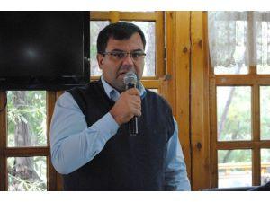AK Parti'li Ünek'ten Kampanyaya Destek Çağrısı