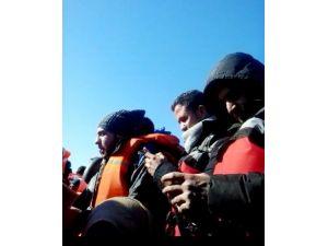 Suriyeli mültecilerden dualı umuda yolculuk