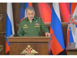 Rusya Savunma Bakanı, bir geceyi yeraltı sığınağında geçirecek