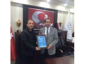 Türkiye İkincisinden Mehmet Demir'e Ziyaret
