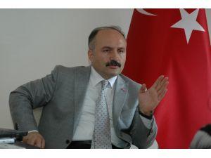 MHP'li Usta, baraj mağduru köylülerin sorununu Meclis'e taşıdı