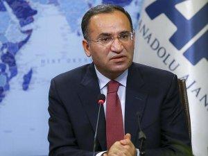 Adalet Bakanı Bozdağ: Sanki hendekleri uzaylılar kazdı