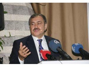 Bakan Veysel Eroğlu Düzce'ye Geliyor