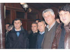 Orman İşletme Müdürleri 2015 Yılını Gündoğmuş'ta Değerlendirdi