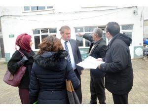 Osmangazi'de Yeni Mahalleler Yatırımlarla Donatılıyor