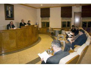 Taşköprü'de Yılın İlk Belediye Meclisi Toplandı