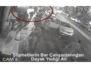 Bar Cinayeti Güvenlik Kamerasında