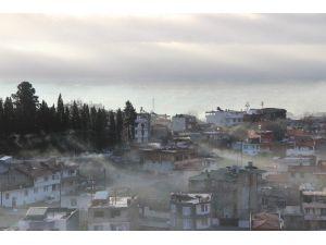 Edremit'in Havası S.o.s Veriyor