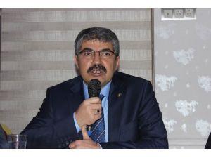 İstifa Eden AK Parti İl Başkanı Bilen, İstifa Gerekçesini Açıkladı