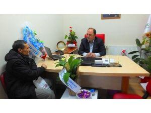 Sındırgı'da Belediyesi'nde Hasan Daşkafa Başarılı Başkan Yardımcısı Oldu