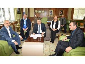 Yunusemre'den Bayırbucak Türkmenlerine Yardım Gidecek